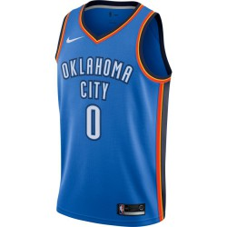 Nike Russell Westbrook Icon Edition Swingman Jersey
