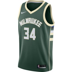 Nike Giannis Antetokounmpo Icon Edition Swingman Jersey