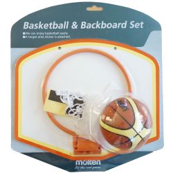 Molten Basketball Mini Set