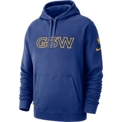 Nike Golden States Warriors PlayOff Courtside Hoodie