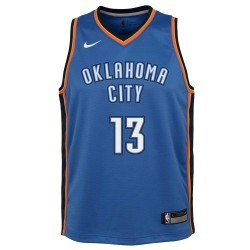 Nike Paul George Swingman Icon Jersey Kid's