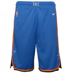 Nike Oklahoma Thunder Swingman Icon Short Kid's