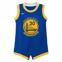 27578344fcb Nike Replica Onesie Jersey Golden State Warriors Baby s