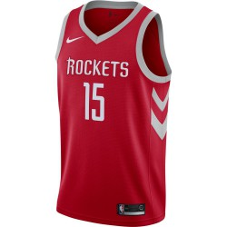 Nike Clint Capela Replica Icon Road Jersey Kid's