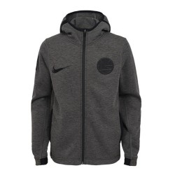 Nike Dry Warriors Showtime Hood FZ Kid's
