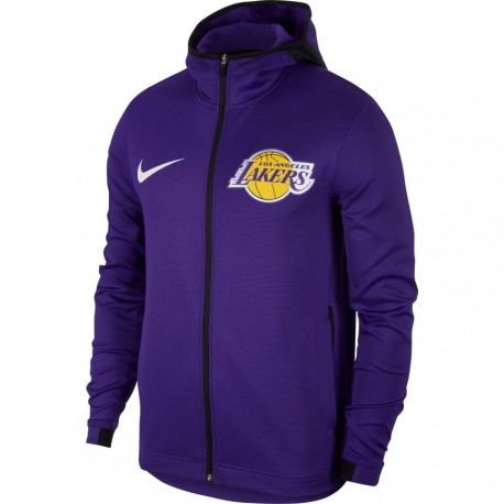 83294efa4866d Nike Los Angeles Lakers Therma Flex Showtime - Magasin Baskethouse ...