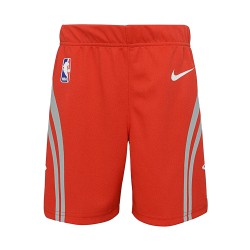 Nike Icon Houston Rockets Replica Short Kid's