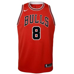 Nike Zach Lavine Swingman Icon Jersey Kid's
