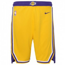Nike Los Angeles Lakers Swingman Icon Short Kid's