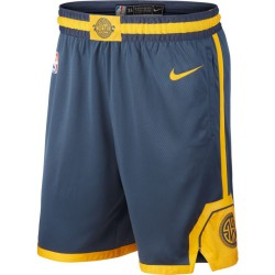 Nike Golden State Warriors City Edition Swingman Short