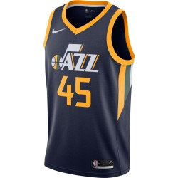 Nike Donovan Mitchell Icon Edition Swingman Jersey