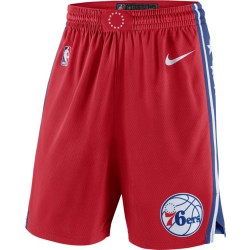 Nike Philadelphia 76ers Statement Edition Swingman Short