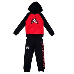 Jordan Jumpman Classic Pullover Fleece & Jogger Set Kid's