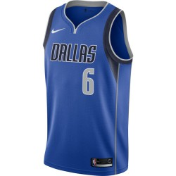 Nike Kristaps Porzingis Mavericks Icon Edition Swingman Jersey