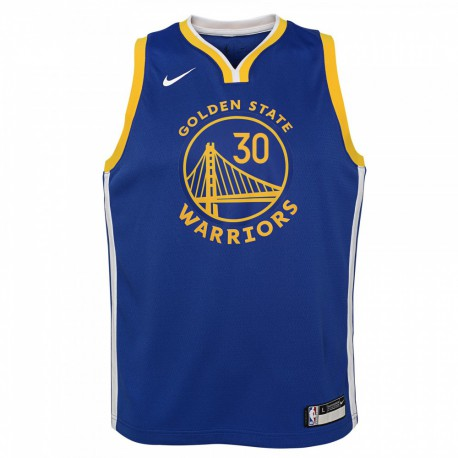 Nike Stephen Curry Icon Jersey Kid's