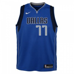 Nike Luca Doncic Swingman Icon Jersey Kid's