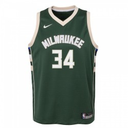 Nike Giannis Antetokounmpo Swingman Icon Jersey Kid's