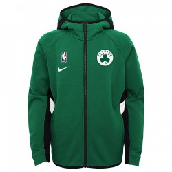 Nike Boston Celtics ThermaFlex Travel Hoodie Showtime Kid's