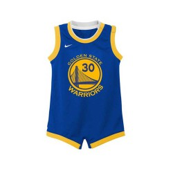 Nike Stephen Curry Replica Onesie Jersey 2019 Baby's