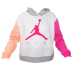 Air Jordan Cropped Hoddie Girl's