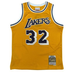 M&N Magic Johnson NBA Swingman Jersey Kid's