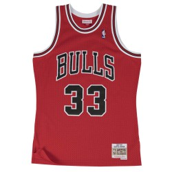 M&N Scottie Pippen NBA Swingman Jersey Kid's