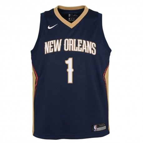 Nike Zion Williamson Swingman Icon Jersey Kid's
