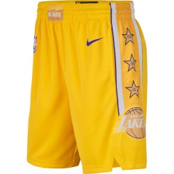 Nike Lakers City Edition Short