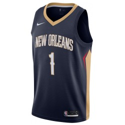 Nike Zion Williamson Icon Edition Swingman Jersey