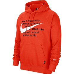 Nike French Terry Swoosh Hoodie