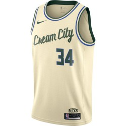 Nike Giannis Antetokounmpo City Edition Jersey