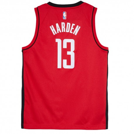 Nike James Harden Replica Icon Road Jersey 2020 Kid's