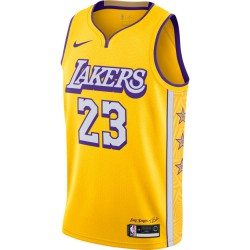Nike Lebron James City Editions Jersey