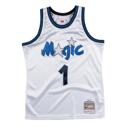 M&N O. Magic Platinum Swingman Jersey