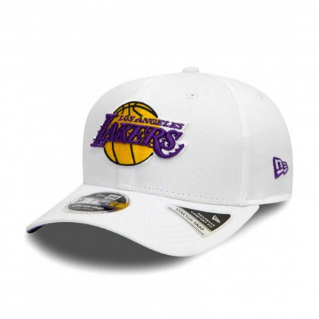 New Era 9Fifty Los Angeles Lakers Stretch-Snap