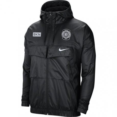 Nike Brooklyn Nets Courtside Lightweight Jacket