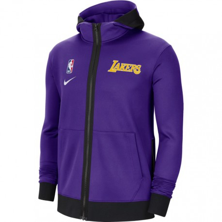 Nike Los Angeles Lakers Showtime Therma Flex Hoodie