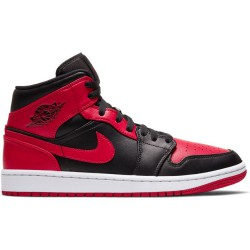 "Air Jordan 1 Mid "" Banned """