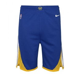 Nike Golden State Warriors Icon Swingman Short Kid's