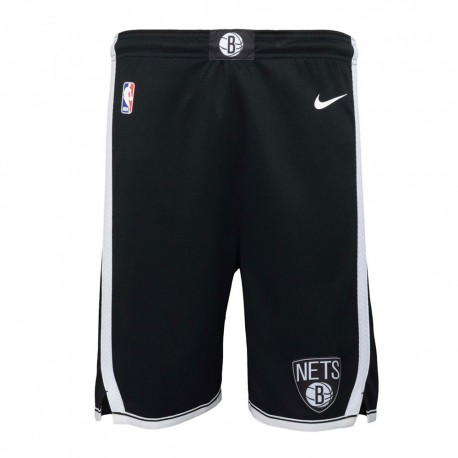 Nike Brooklyn Nets Icon Swingman Short Kid's