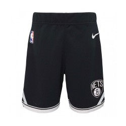 Nike Icon Brooklyn Nets Replica Short Kid's