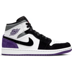 "Air Jordan 1 Mid Se "" Vasity Purple """