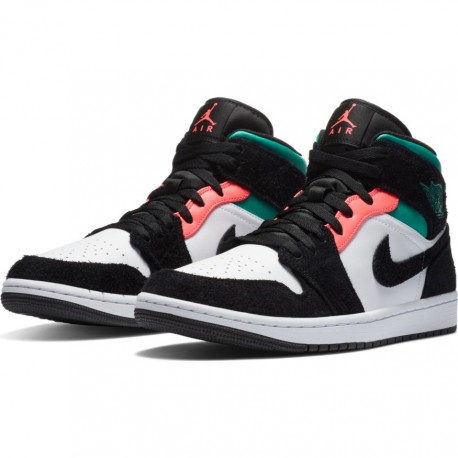"Air Jordan 1 Mid Se "" South Beach """