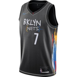 Nike Brooklyn Nets City Edition Swingman Jersey
