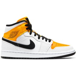 "Air Jordan 1 Mid Women's "" Laser Orange """