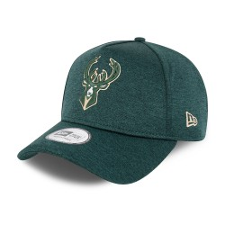 New Era Milwaukee Bucks Snapback Adjustable
