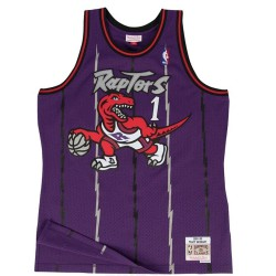 M&N Tracy McGrady NBA Toronto Raptors Swingman Jersey