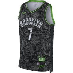 Nike Kevin Durant NBA Blooklyn Nets Select Series Jersey