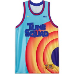 """Nike Lebron X Space Jam - A new Legacy """" Tune Squad """" Dri-Fit Jersey"""