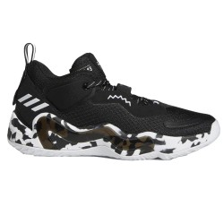 """Adidas D.O.N. Issue 3 """" Paint Smudge - Black """""""